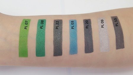Cień Pastelowy DIA 36 - Pastel Eyeshadow