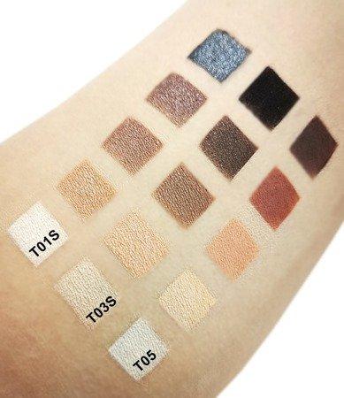 Paleta 5 cieni do powiek DIA 26 - Eyeshadow Palette