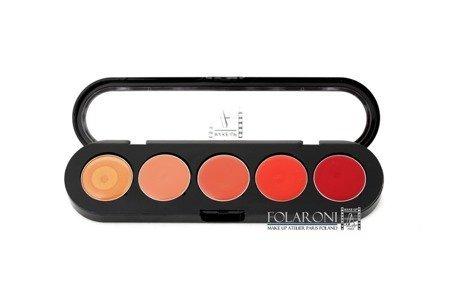 Paleta 5 pomadek - Palette Lipsticks